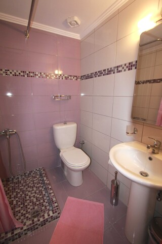 budget double room george shower