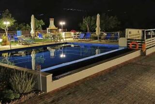 gallery george studios swimming pool
