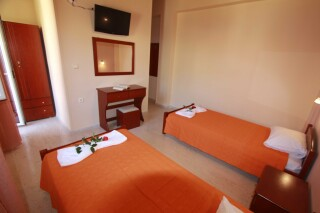 two-bedroom apartment george bedrom amenities